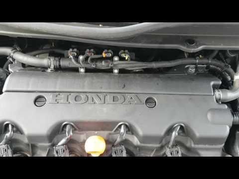 Установка Гбо на Honda Civic 1.8 2014 год