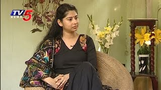 getlinkyoutube.com-Smita Sabharwal Exclusive Interview | Life is Beautiful | TV5 News
