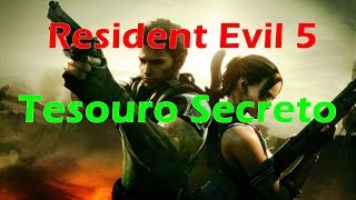 getlinkyoutube.com-Resident Evil 5 - Tesouro secreto