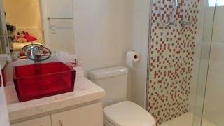 getlinkyoutube.com-Faça você mesmo a decoração do banheiro