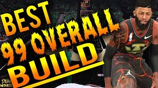 getlinkyoutube.com-NBA 2K16 Tips: BEST 99 OVERALL BUILD IN THE GAME - HOW TO GET THE BEST BUILD FOR MYPARK / PROAM!