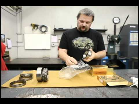 Bearing Failure Explanation and Bearing Overview