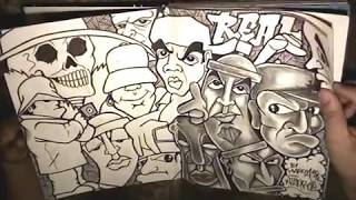 BLACKBOOK From WIZARD -(New Graffiti and Old)