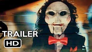 Jigsaw Official Trailer #1 (2017) Saw 8 Horror Movie HD