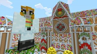 getlinkyoutube.com-Minecraft Xbox - Christmas Wonderland - Hunger Games