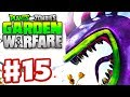 Plants vs. Zombies: Garden Warfare - Gameplay Walkthrough Part 15 - Fire Chomper (Xbox One)