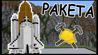getlinkyoutube.com-РАКЕТА и СТРАШНОЕ ДЕРЕВО в майнкрафт !!! - БИТВА СТРОИТЕЛЕЙ #5 - Minecraft