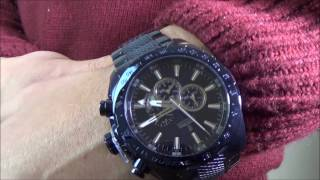 Festina chronograph Carbon  1937 F16887 1
