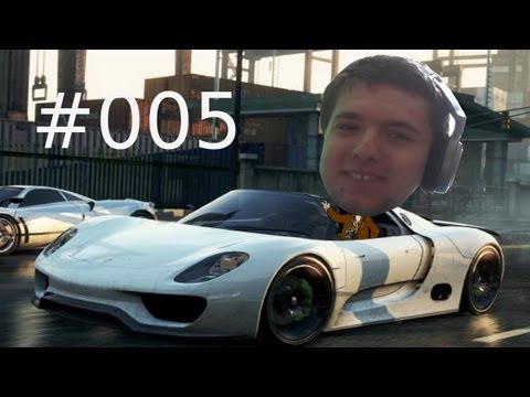 Lets Play NFS Most Wanted #005 facecam [Ps3] Das meckern über NFS und Auto Sex