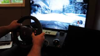getlinkyoutube.com-Need For Speed: The Run - Gameplay w/Fanatec GT2 Wheel