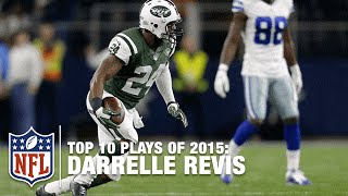 getlinkyoutube.com-Top 10 Darrelle Revis Highlights of 2015 | NFL