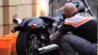 getlinkyoutube.com-AMPS.co.nz -  Harley-Davidson Surface Care Pt 1 of 6 - Washing and Drying