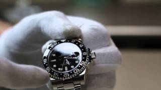 getlinkyoutube.com-Rolex GMT Master 2 , le temps d'une montre