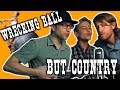 Wrecking Ball - The Country Version