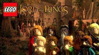 getlinkyoutube.com-LEGO LOTR: The Fellowship of the RIng - Lego Version Trailer