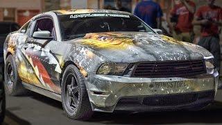 getlinkyoutube.com-TWIN TURBO Mustang - 1200hp COYOTE!