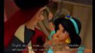 getlinkyoutube.com-Kingdom Hearts II - Agrabah - 2nd Visit - Part 2
