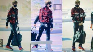 [180720] Kang Daniel at Incheon airport heading to Malaysia.