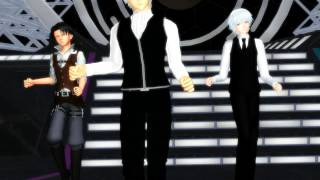 getlinkyoutube.com-MMD Anime Boys - Sexy Love