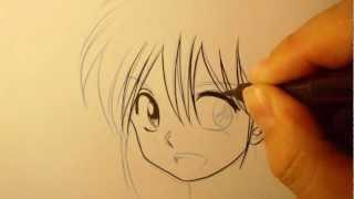 getlinkyoutube.com-Dibujando a mano con Shukei: Materiales