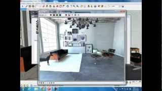 getlinkyoutube.com-Render Interior en Sketchup & Vray