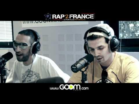 """Sniper en live/Freestyle dans """"Le Retour du vrai peura"""" sur Rap2France"""
