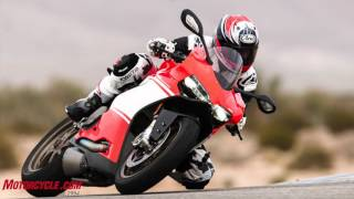 getlinkyoutube.com-2015 Ducati 1199 Panigale Superleggera Quick Ride Review