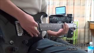 getlinkyoutube.com-fripSide   Heaven is a Place on Earth  (guitar cover)