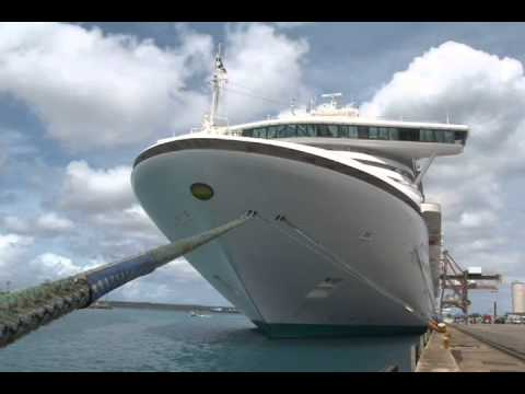 GVB: Cruise Ship