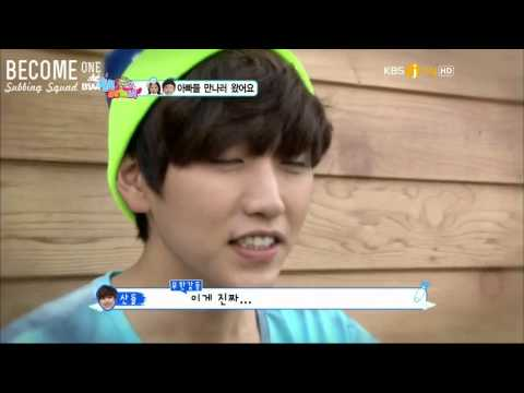 [B1SS] 120907 Hello Baby Season 6 with B1A4 - Episode 7 (4/4)