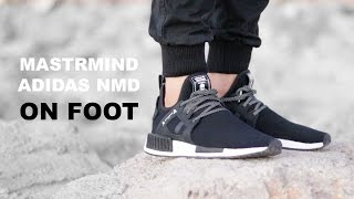 Adidas NMD XR1 Footlocker EU exclusive unboxing & on feet