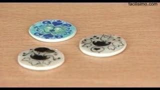 getlinkyoutube.com-* Cómo hacer botones decorados | facilisimo.com