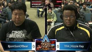 Guilty Gear Xrd -Revelator- Top 8 at Anime Ascension 2017