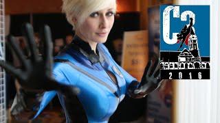 Cheyenne Comic Con Cosplay 2016 ft. Marie-Claude Bourbonnais