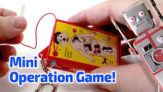 getlinkyoutube.com-1998 OPERATION GAME Working Miniature by Basic Fun