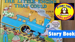 The Little Engine That Could Story Books for Children Read Aloud Out Loud