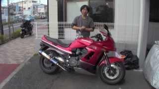 getlinkyoutube.com-GPZ1100 水冷 参考動画 ZZR1100のエンジン!
