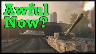 getlinkyoutube.com-GTA 5: The Rhino Tank's Fall From Grace & Why It's Used So Little Now (GTA Online Discussion)