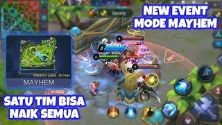 New Mode Mayhem! Johnson jadi Grab Car 😂 Mobile Legends Indonesia
