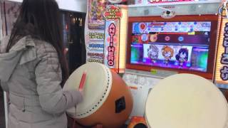 getlinkyoutube.com-Taiko No Tatsujin (Love Live!/ Uta No Prince-Sama)
