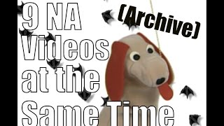 getlinkyoutube.com-9 Neighborhood Animals Music Videos at the Same Time