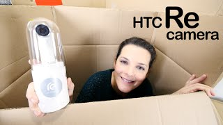 getlinkyoutube.com-HTC Re camera unboxing review en español