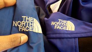 getlinkyoutube.com-Original vs. Fake North Face Jacket in EU
