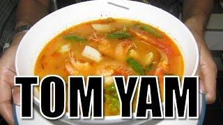 getlinkyoutube.com-Resep Tom Yam Seafood Udang dengan Bakso Ikan