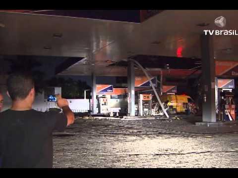 Explosão em posto de gasolina mata duas crianças no Rio de Janeiro -