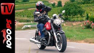 getlinkyoutube.com-Moto Guzzi California 1400 Eldorado Test | Action, Fazit