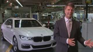 getlinkyoutube.com-Start of Production of the 2016 BMW 7 Series at Plant Dingolfing