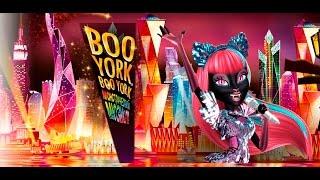 getlinkyoutube.com-Все музыкальные видео| Монстер Хай| Бу-Йорк|На русском (Monster High|Boo-York)
