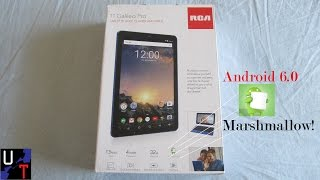 """getlinkyoutube.com-RCA Galileo Pro 11.5"""" 32GB 2-in-1 Tablet Unboxing & 1st Impressions!"""
