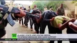 getlinkyoutube.com-ISIS horror show: Islamic State beheading vid and social media leverage